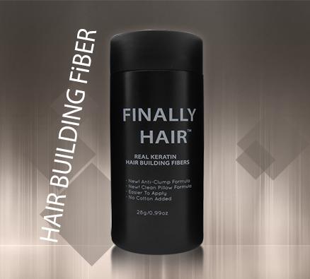 Hair Restoration Applicator Bottle 28 grams .99 oz. Fiber